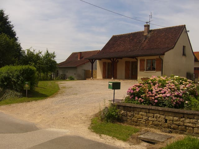 gite du fernand - Flacey-en-Bresse - Dům