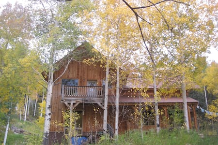 SW Colorado serenity, Mts. & river - Bed & Breakfast