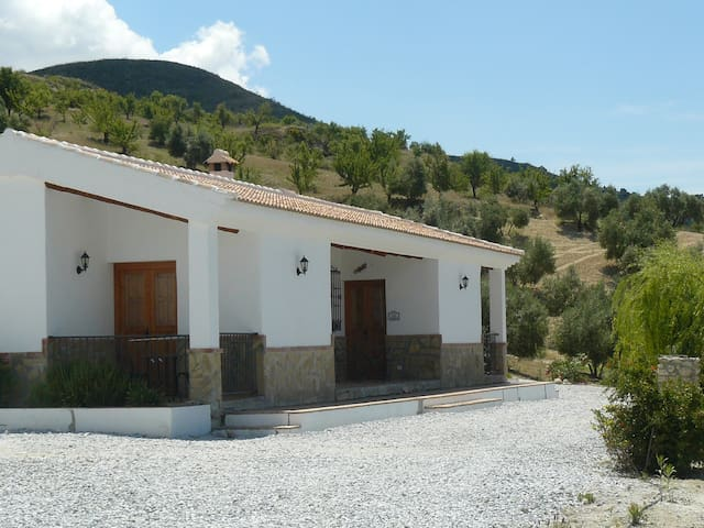 Rural accommodation near village - Santa Cruz del Comercio - House