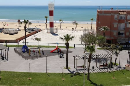 Apartamento con vistas al mar - Barbate - Apartment