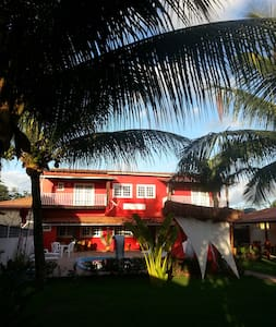 A Casa Vermelha - Bed & Breakfast