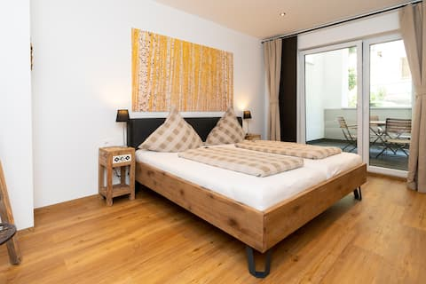 """Design Apartment """"Hexenblick"""" - In the Old Town"""