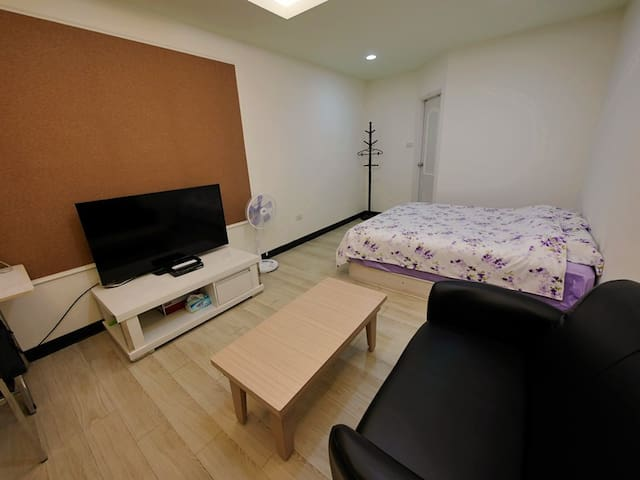 【近捷運站、大湖公園、展覽館】Convenient accommodation in Taipei - Neihu District - Wohnung
