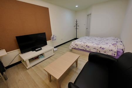 【近捷運站、大湖公園、展覽館】Convenient accommodation in Taipei - Neihu District
