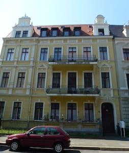 cosy flat; Gründerzeitwohnung - Görlitz