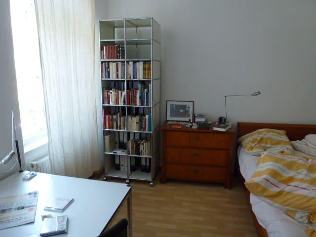 cosy flat; Gründerzeitwohnung mit Balkon - Görlitz - Leilighet