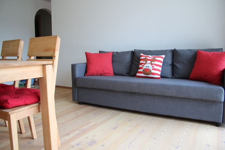 Bilocale nuovo in Anterselva - Anterselva di Sotto - Apartment