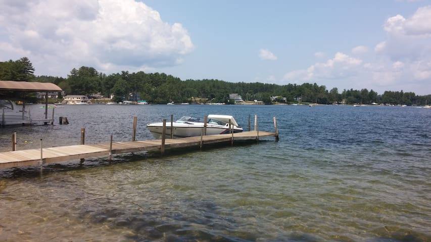 Beautiful 4 Bdrm in Gunstock/Winni - Gilford - Hus
