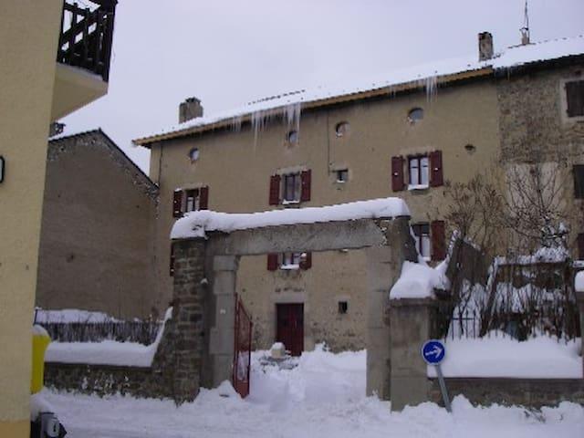 La Maison Bleue (maison entière) - La Cabanasse - Talo