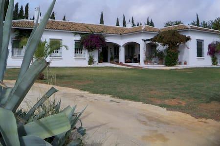 Habitación en hacienda andaluza - Mairena del Alcor - Rumah