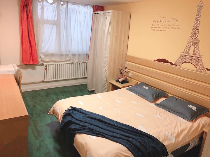 青巢公寓拎包入住,近民族学院、开发区医院