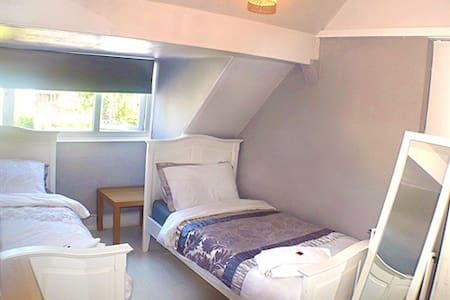 Twin Room with Private Bathroom - Bed & Breakfast
