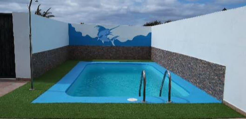 Villa Caribe , una villa con encanto!!!
