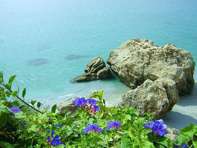 Casa en Nerja, Playa de Burriana - Nerja
