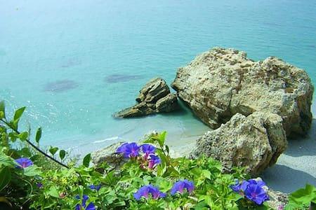 Casa en Nerja, Playa de Burriana - Nerja - Rekkehus