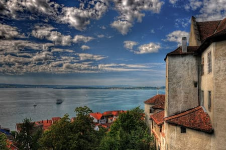30 Seconds To The Lake Constance - Meersburg