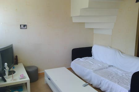 Duplex T3 ensoleillé Kerinou Brest