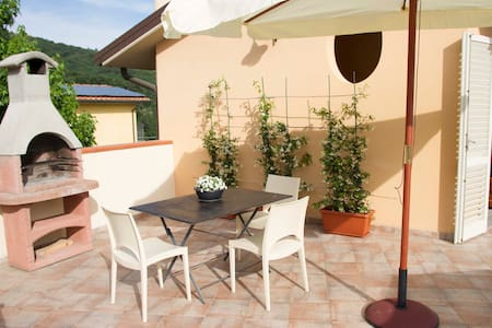 appartamento SUITE Toscana piscina terrazzo - San Baronto - Appartement