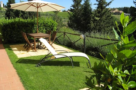 Chianti Apartment between Florence and Sienna - Monsanto I