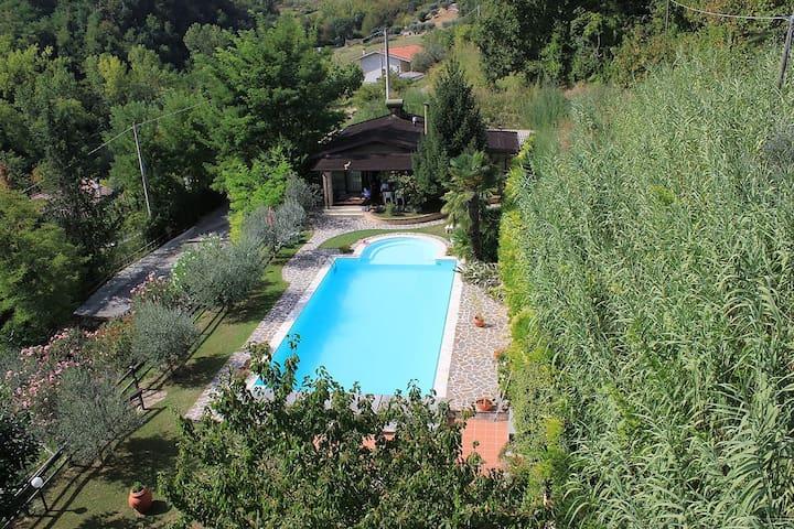 LA CASA DELLE TORRI pretty cottage - Ascoli Piceno - Leilighet