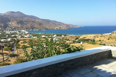 SeaView Traditional Villa - Ormos Korthiou