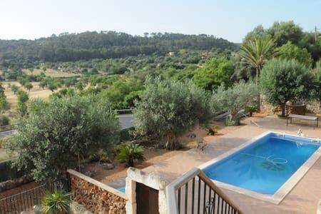 Ático en Mallorca - Costitx - Apartemen