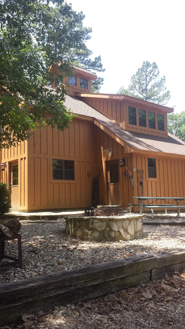PineHill - secluded romantic cabin