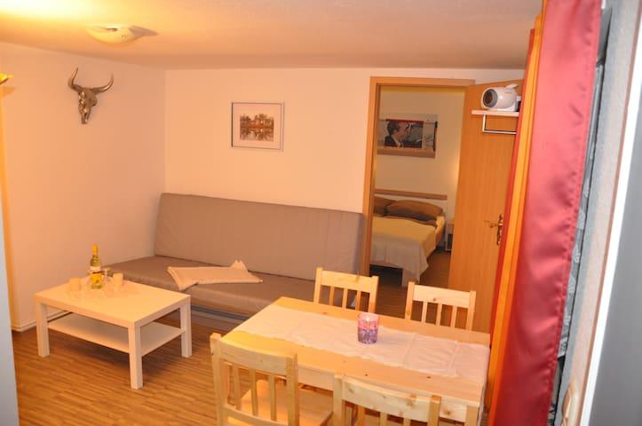 Ferienhaus Sonneneck WLAN - Breege - Casa
