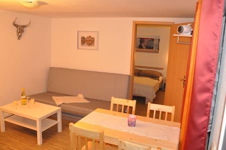 Ferienhaus Sonneneck WLAN - Breege