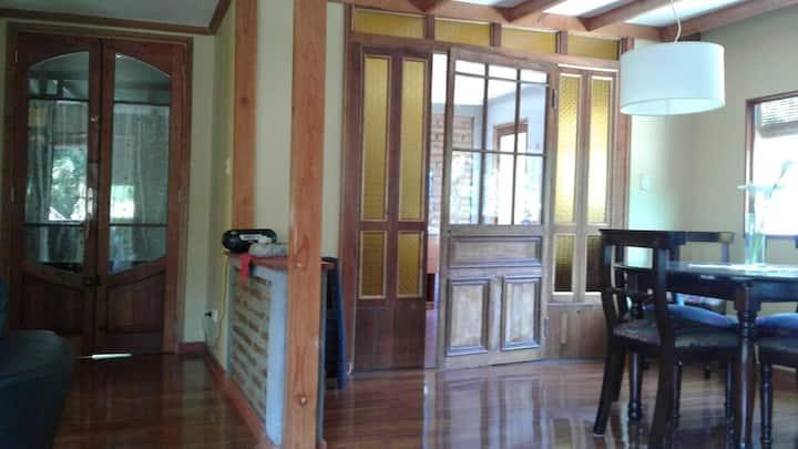 Maravillosa Casa en Isla de Maipo!