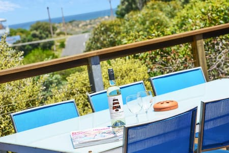 Unwind @ Goolwa Beach House on Holme-pets friendly - 古爾瓦海灘(Goolwa Beach) - 獨棟