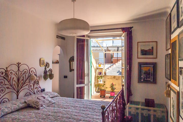 Tetti di Carmagnola, a charming B&B - Génova - Bed & Breakfast
