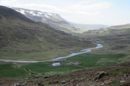 West Iceland,Giljaland Country home