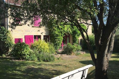 Grande maison de campagne au calme - Villers-Vaudey