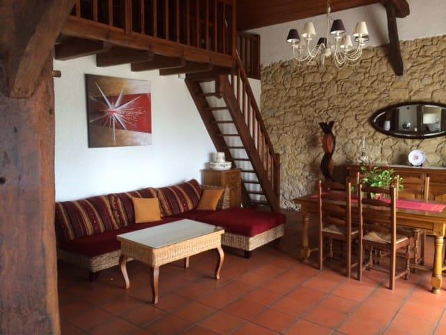 Charmante maison en chalosse - Saint-Geours-d'Auribat