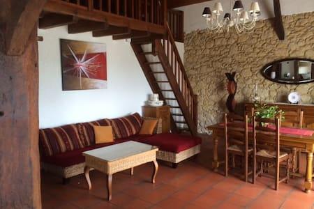 Charmante maison en chalosse - Saint-Geours-d'Auribat - Maison