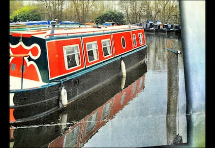 Hampton Court Riviera Narrow Boat - London