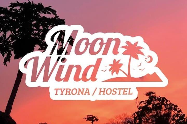 Moon Wind Tayrona Hostel, naturaleza y descanso