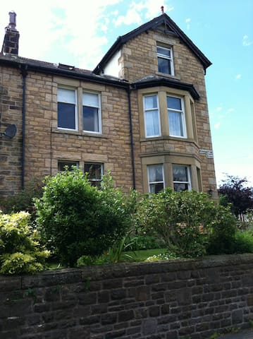 Comfortable room in Victorian house - Lancaster