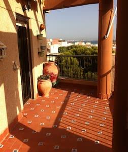 ATICO CON BONITA TERRAZA CON VISTAS - San Pedro del Pinatar - Apartament
