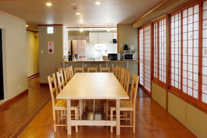 KYOTO CENTRAL!2ppl PRIVATE ROOM/Twin