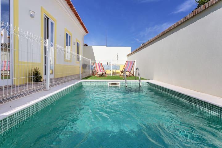 Cacela Velha - Charming house with swimming pool