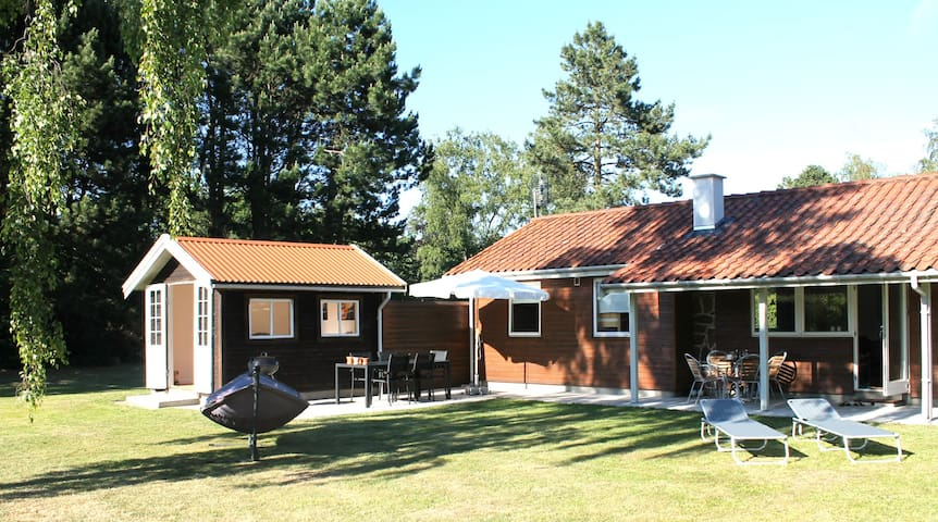 Cozy summerhome close to beach! - Nykobing Sjaelland - Casa
