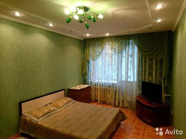 Apartments on Kommunisticheskaya 54