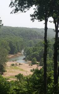 Bluff Hideaway on Big Sugar Creek - Cabanya