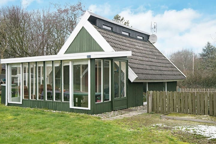 Quaint Holiday Home in Hemmet Beach nearby