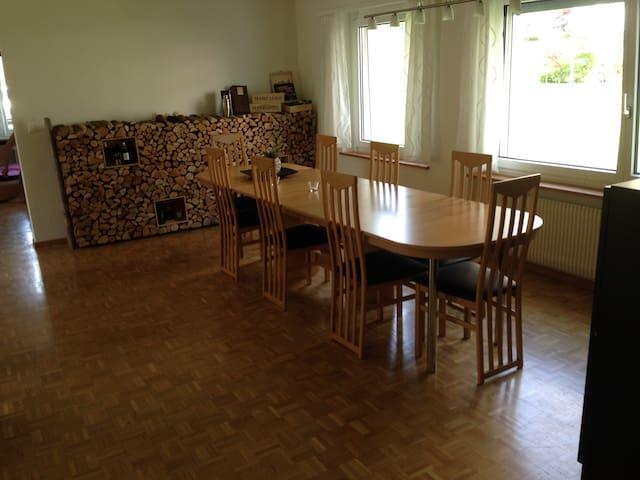 Schöne Wohung an guter Lage - Richterswil - Apartment
