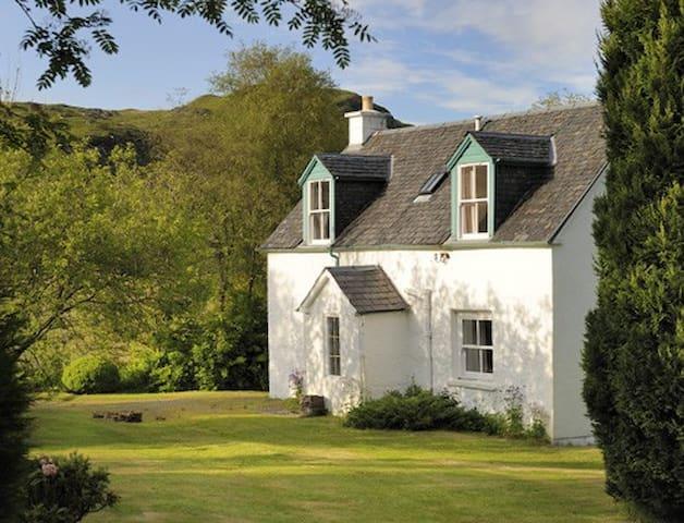 Blaran Cottage - Kilmelford - Ev