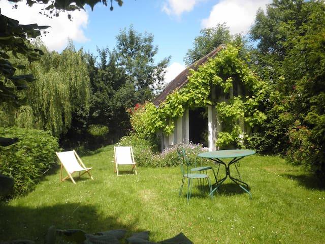 Petite maisonnette en Pays d'Auge - Lessard et le Chêne - House
