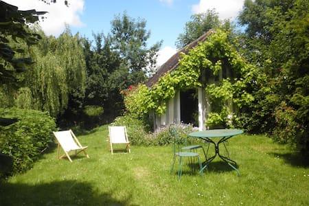 Petite maisonnette en Pays d'Auge - Lessard et le Chêne